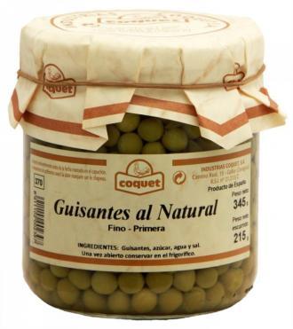 Guisantes Artesano