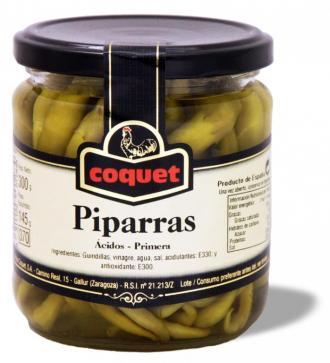 Piparras