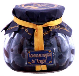 Aceituna Negra de Aragón Gourmet