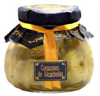 Corazones de Alcachofa Gourmet