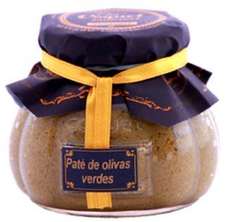 Crema de Olivas Verdes Gourmet
