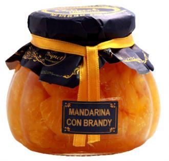Mandarina con Brandy Gourmet