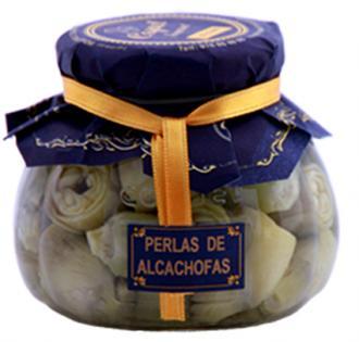 Perlas de Alcachofas Gourmet